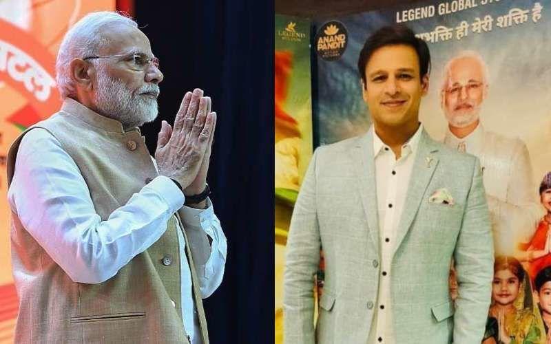 विवेक ओबराय ने मोदी के लिए वोट मानते हुए कहा- माधुरी दीक्षित का दिल धक-धक कर रहा है, लेकिन भारत का दिल क्या चाहता है?