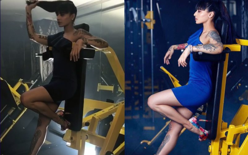 Scintillating Sunday: VJ Bani Is A Complete Bad*** In These Pictures