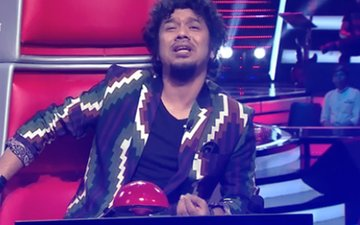 PAPON KISS CONTROVERSY: Singer Out From The Voice India Kids- SACKED Or UNAVAILABLE?