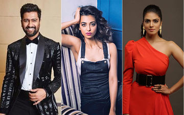 "Did Radhika Apte Just Confirm That Vicky Kaushal Is Seeing The ""Lovely"" Malavika Mohanan?"
