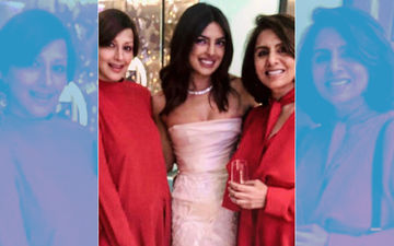 Sonali Bendre And Neetu Kapoor Were Also Present At Priyanka Chopra's Bridal Shower- What A Surprise!