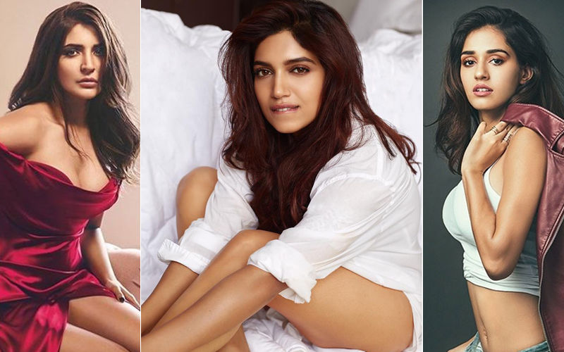 Gosh! Bhumi Pednekar Makes Anushka Sharma And Disha Patani Uncomfortable