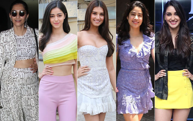 STUNNER OR BUMMER: Sonam Kapoor, Ananya Panday, Tara Sutaria, Janhvi Kapoor Or Nikita Dutta?