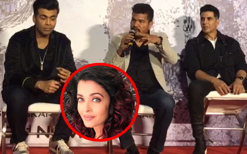 "Why No Aishwarya Rai In 2.0: Director Shankar Explains, But Adds, ""There Will Be A Reference Of Her"""