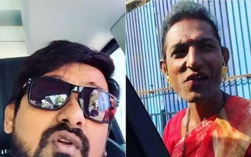 Throwback To The Time When Wajid Khan Took Blessings From A Eunuch Before He Kick-Started His Day's Work- Video