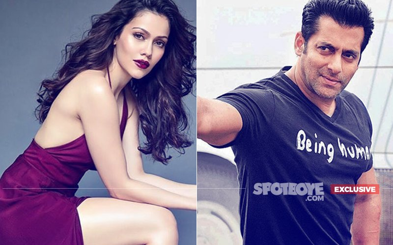 Salman-Waluscha Friendship Growing! Their Bond Is Growing Stronger By The Day. Is She Gonna Land Up With Bharat/Dabangg 3?