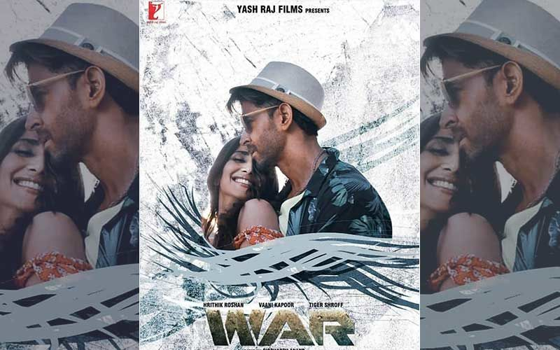 War New Poster: Hrithik Roshan And Vaani Kapoor Seem Bitten By The Love Bug