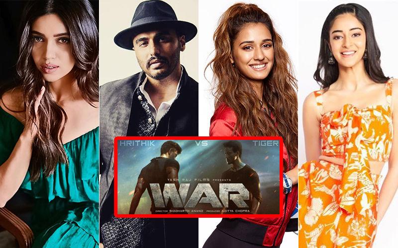 War Teaser Celeb Reaction: Here's What Bhumi Pednekar, Arjun Kapoor, Disha Patani And Ananya Panday Think Of The Action Extravaganza