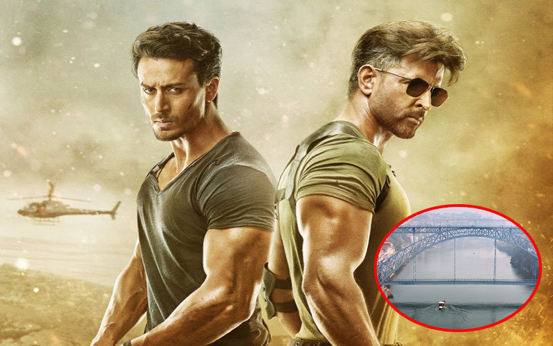 War: When Hrithik Roshan and Tiger Shroff Had Shut The Largest Bridge of Porto While Shooting For The Film