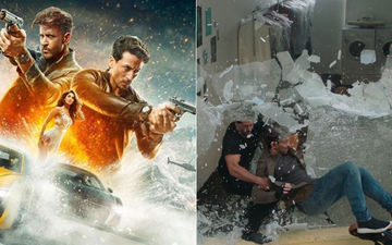 War: Hrithik Roshan And Tiger Shroff Shoot For A Dangerous Glass Shattering Sequence And It Is Nothing Short Of Spectacular!