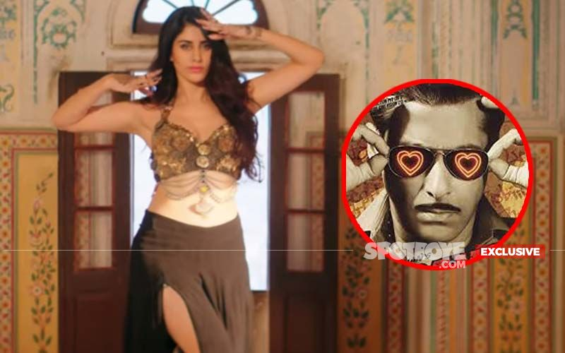 Warina Hussain Shoots A Special Item Song For Salman Khan's Dabangg 3