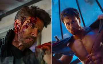 WAR Trailer Review: Hrithik Roshan-Tiger Shroff's Action Trailer Will Send You On A VFX High; Vaani Kapoor Has A Blink-And-Miss