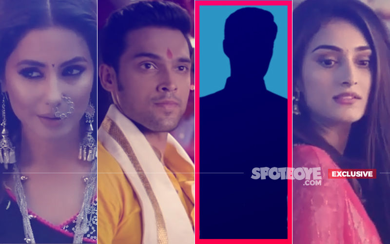 Hina Khan, Erica Fernandes, Parth Samthaan's Shoot For Kasautii Zindagii Kay 2 Promo: This Man Pays A Surprise Visit!
