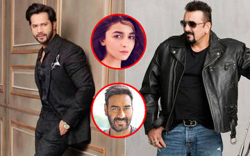 After Alia Bhatt And Ajay Devgn, Varun Dhawan And Sanjay Dutt Also Roped In For RRR?