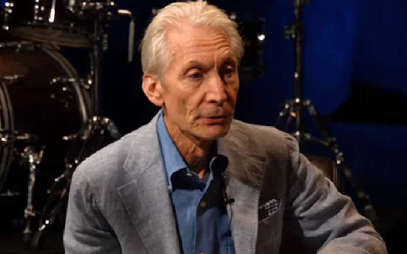 Rolling Stones Drummer Charlie Watts Passes Away At The Age Of 80