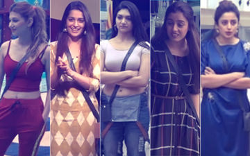 BEST DRESSED & WORST DRESSED In Bigg Boss 12 This Week: Jasleen Matharu, Dipika Kakar, Kriti Verma, Srishty Rode Or Neha Pendse?