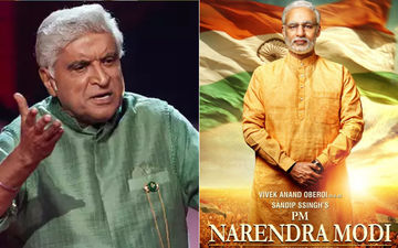 "Javed Akhtar Is ""SHOCKED"" To Find His Name On PM Narendra Modi Biopic Poster; Denies Writing Songs For The Film"