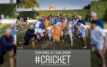 Priyanka Chopra-Nick Jonas Hindu Wedding: It Was Team Bride Vs Team Groom On Mehendi Day