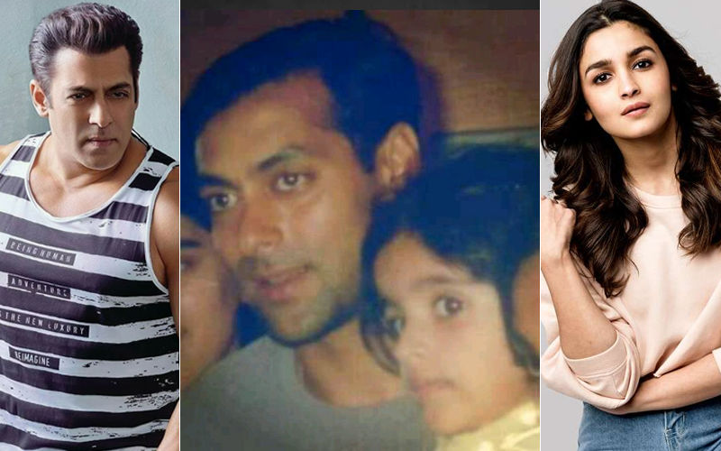 Salman Khan To Romance Alia Bhatt Makes Twitterati Go Berserk; Flood Of Throwback Pictures Breaks Out