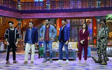 Uri Stars Vicky Kaushal and Yami Gautam To Entertain On Kanpur Wale Khuranas