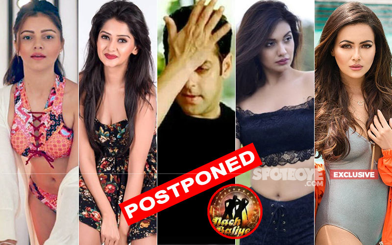 Waiting For Rubina-Sana-Kanchi-Divya To Groove In Nach Baliye 9? Sorry, Team Salman Khan And Star Plus NOT Ready! Show On Hold!