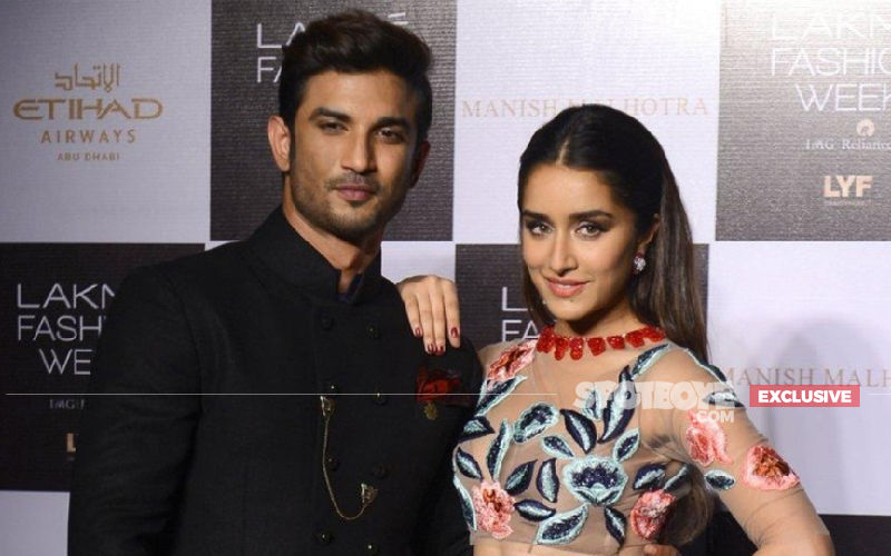 When Sushant Singh Rajput Took Dance Lessons From Chhichhore Co-Star Shraddha Kapoor