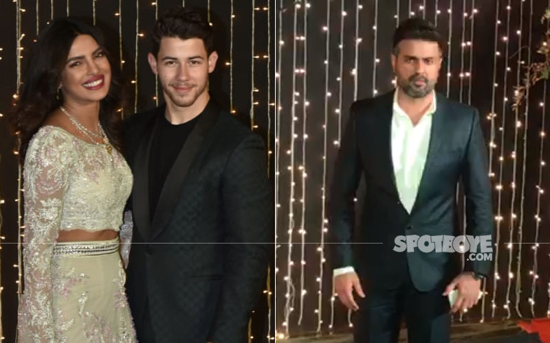 Woah! Ex-Boyfriend Harman Baweja Is Here To Congratulate Priyanka Chopra For Her Wedding!!
