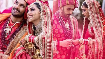 Deepika Padukone-Ranveer Singh's Sindhi Wedding Album: A Real Treat!