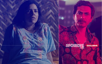 Rajshri Deshpande: Didn't Feel Shy Doing The Topless Sex Scene With Nawaz In Sacred Games