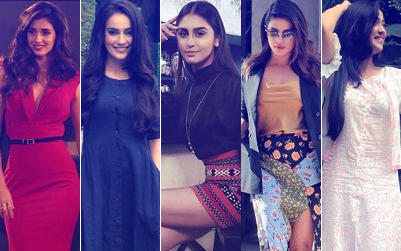 BEST DRESSED & WORST DRESSED Of The Week: Disha Patani, Surbhi Jyoti, Priyanka Chopra, Shweta Tiwari Or Krystle D'Souza?