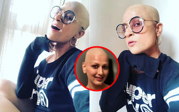 After Sonali Bendre, Tahira Kashyap Embraces The Bald And Beautiful Look