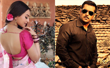 Dabangg 3: Sonakshi Sinha Begins Her Journey As Rajjo With Salman Khan