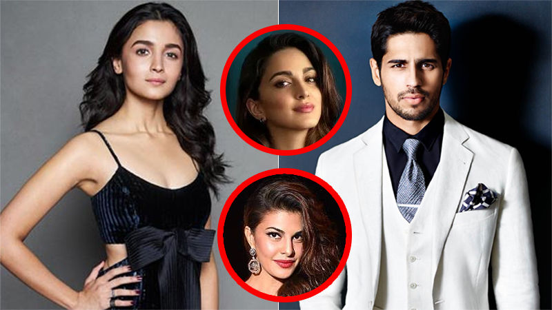 Alia Bhatt Wants To Set Up Ex-Boyfriend Sidharth Malhotra With Jacqueline Fernandez And Kiara Advani