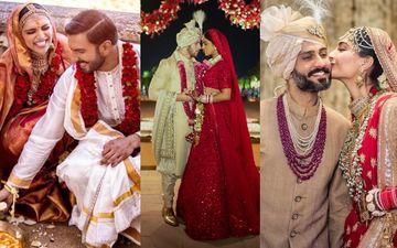 साल 2018 में ये 4 जानेमाने बॉलीवुड कपल बंधे शादी के बंधन में