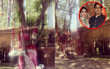 Akash Ambani-Shloka Mehta Wedding: Decorations At Antilia Look Straight Out Of A Fairytale