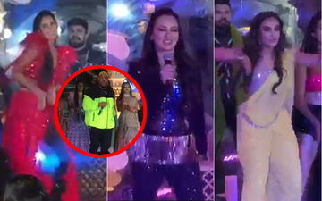 Katrina Kaif, Surbhi Jyoti, Sana Khan And Badshah's Dance Videos From A High-Profile Wedding