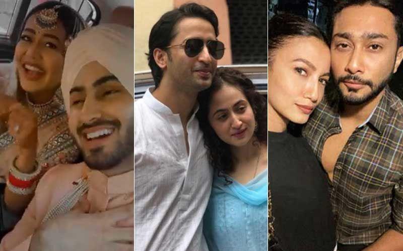 Biggest TV Weddings Of 2020: Neha Kakkar-Rohanpreet Singh, Shaheer Sheikh-Ruchikaa Kapoor, Gauahar Khan-Zaid Darbar And More