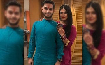 Siddharth Sagar Turns Saviour For Fianceé Subuhi Joshi, Shuts A Troll In Style
