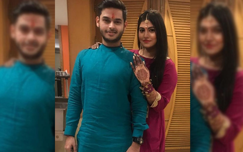 Siddharth Sagar Turns Saviour For Fianceé Subuhi Joshi, Shuts A Troll In Style