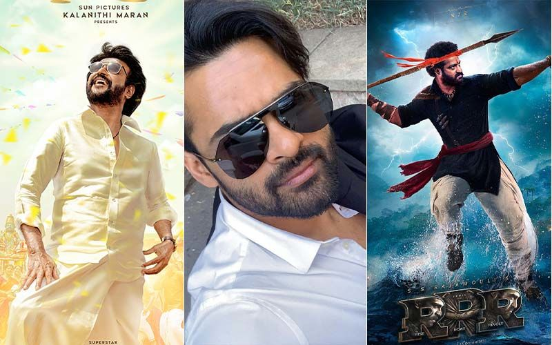 South Weekly News Wrap: Rajinikanth's Annaatthe Motion Poster To Sai Dharam Tej Major Bike Accident, Here's Is All The News That You Might Have Missed From Tollywood This Week