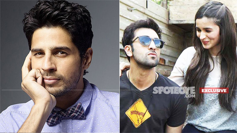 Sidharth Malhotra Relieved To Find Alia Bhatt-Ranbir Kapoor Missing!
