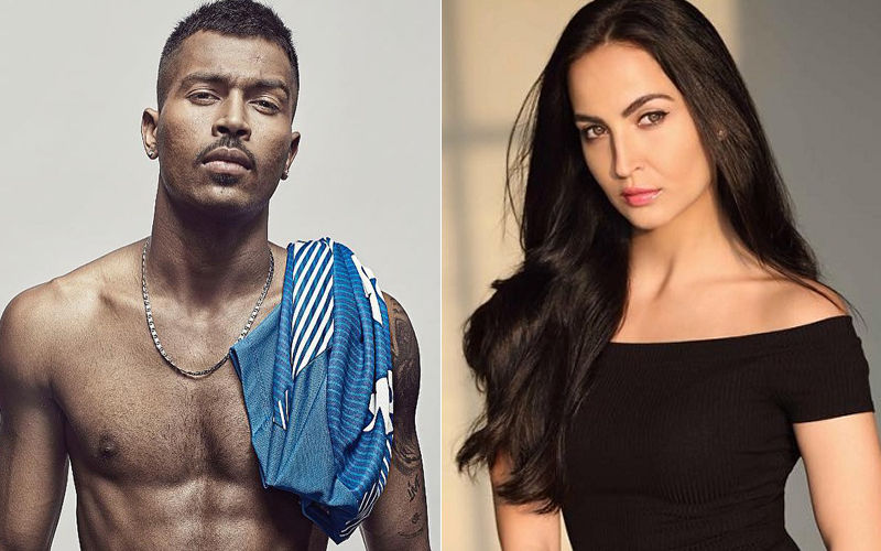 Hardik Pandya's Ex-Girlfriend Elli AvrRam Reacts On Cricketer's Sexist Comments Against Women