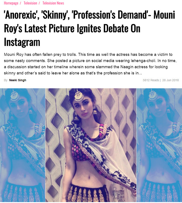 Mouni Roy EXCLUSIVE INTERVIEW: Grilled On Her Break-Up With