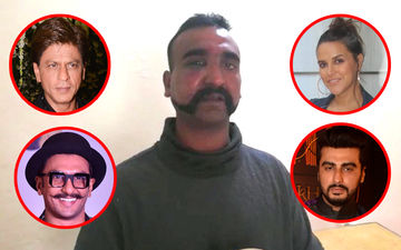 Welcome Back Abhinandan: IAF Pilot Returning Home From Pakistan, Bollywood Reacts