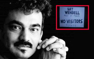 Wendell Rodricks' Death: Designer's Family Puts A Notice Outside Home, 'Let Wendell Rest In Peace, No Visitors Please'
