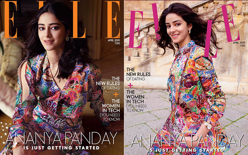 Ananya Panday Gets 3 Simultaneous Magazine Covers