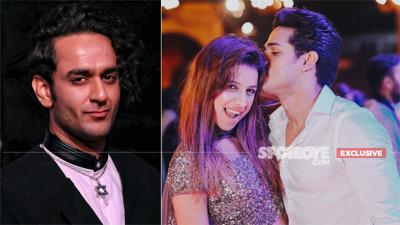 Vikas Gupta Confirms: Priyank Sharma And Benafsha Soonawalla Are Dating Each Other