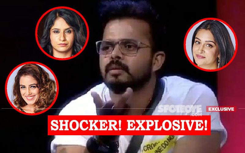 "Sreesanth Reveals, ""Surbhi Rana Held Dipika Kakar's Neck And Srishty Rode's Hair, But You Weren't Shown That"""