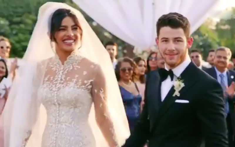 What Did Teary-Eyed Priyanka Chopra Think The Moment She Saw Nick Jonas At Her White Wedding?