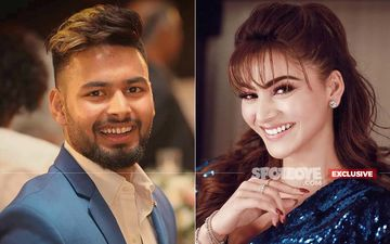 What! Rishabh Pant Goes On A Dinner Date With Urvashi Rautela A Day Before The T20 Decider Match- EXCLUSIVE